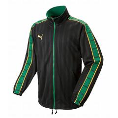 【プーマ】 トレーニングジャケット [カラー:ブラック×アマゾン] [サイズ:SS] #862216 【スポーツ・アウトドア】【PUMA】