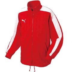 【プーマ】 トレーニングジャケット #862220 [カラー:(08)RED×WH] [サイズ:XO] 【スポーツ・アウトドア】【トレーニングジャケット】【PUMA】