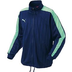 【プーマ】 トレーニングジャケット #862220 [カラー:(74)NV×Aグリーン] [サイズ:L] 【スポーツ・アウトドア:サッカー・フットサル:メンズウェア:ジャージ:アウター】【トレーニングジャケット】【PUMA】