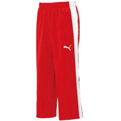 【プーマ】 トレーニングストレートパンツ #862221 [カラー:(08)RED×WH] [サイズ:SS] 【スポーツ・アウトドア:フィットネス・トレーニング:ウェア:メンズウェア:パンツ】【トレーニングストレートパンツ】【PUMA】