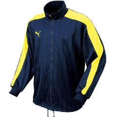 【プーマ】 トレーニングジャケット #862220 [カラー:(83)NV×Bイエロー] [サイズ:L] 【スポーツ・アウトドア:サッカー・フットサル:メンズウェア:ジャージ:アウター】【トレーニングジャケット】【PUMA】