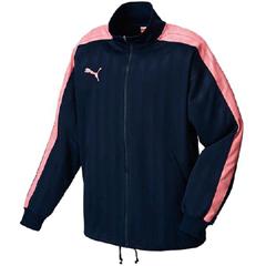 【プーマ】 トレーニングジャケット #862220 [カラー:(88)NV×Zピンク] [サイズ:L] 【スポーツ・アウトドア:サッカー・フットサル:メンズウェア:ジャージ:アウター】【トレーニングジャケット】【PUMA】