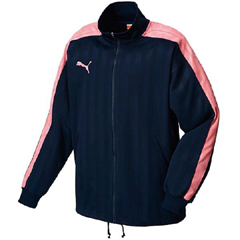 【プーマ】 トレーニングジャケット #862220 [カラー:(88)NV×Zピンク] [サイズ:M] 【スポーツ・アウトドア:サッカー・フットサル:メンズウェア:ジャージ:アウター】【トレーニングジャケット】【PUMA】