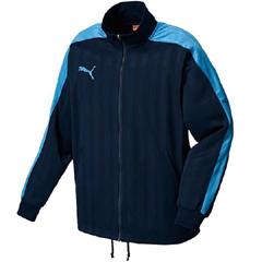 【プーマ】 トレーニングジャケット #862220 [カラー:(89)NV×SAX] [サイズ:SS] 【スポーツ・アウトドア】【トレーニングジャケット】【PUMA】