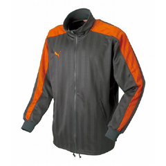【プーマ】 トレーニングジャケット [カラー:チャコール×オレンジ] [サイズ:L] #862220 【スポーツ・アウトドア】【PUMA】