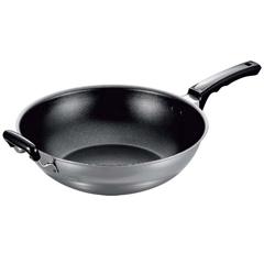 【フジノス】 フジIH 中華鍋DX 31cm 【キッチン用品:調理用具・器具:中華鍋:両手】【フジIH】【FUJINOSU】