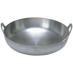 【ナカオ】 アルミイモノ 揚鍋 36cm(板厚3.5mm) 【キッチン用品:調理用具・器具:天ぷら鍋:IH非対応】【アルミイモノ 揚鍋 (板厚3.5mm)】【NAKAO】