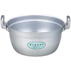エコクリーン アルミ エレテック 料理鍋 30cm :ビューティーファクトリー