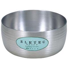 エコクリーン アルミ エレテック ヤットコ鍋 24cm :ビューティーファクトリー