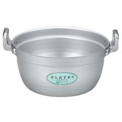 アルミ エレテック 料理鍋 39cm :ビューティーファクトリー