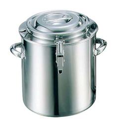 【江部松商事】 EBM 18-8 湯煎鍋 24cm 10L 【キッチン用品:調理用具・器具:両手鍋:21cm~25cm:IH非対応】【EBM 18-8 湯煎鍋】【EBEMATU SYOUJI】