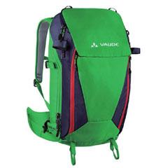 【ファウデ】 ネイビス25 バックパック [カラー:グリーン] [容量:25L] #11306-4600 【スポーツ・アウトドア:アウトドア:バッグ:バックパック・リュック】【VAUDE】