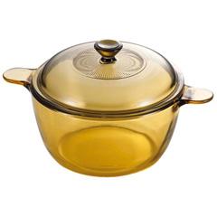 【パール金属】 VISIONS クックポット 3.5L CP-8696 【キッチン用品:調理用具・器具:ガラス鍋:IH非対応】【VISIONS クックポット】【PEARL METAL】