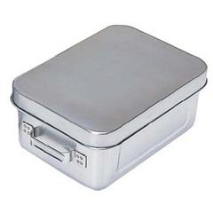 【オオイ金属】 18-8 保温・保冷バット マイルドボックス 006 【キッチン用品:調理用具・器具:バット】【OOI KINZOKU】