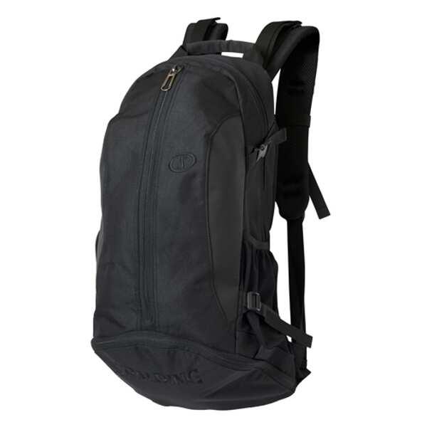 CAGER(ケイジャー) バックパック(ボール用ボトムポケット付) [カラー:ブラック×ブラック] [サイズ:57×35×32cm(32L)] #40-007BK