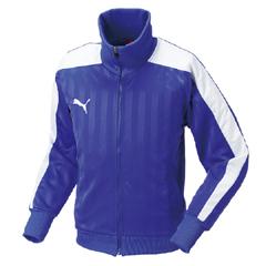 トレーニングシャツ #862200 [カラー:(55)パープル×WH] [サイズ:O]
