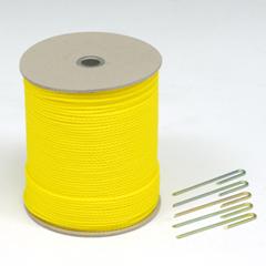 グランドロープ3×300 [カラー:黄] [サイズ:3mm×300m] #B-865