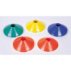 コーナープレート60 [カラー:黄] [サイズ:直径21×高さ5.5cm] #G-1765Y 10枚1組