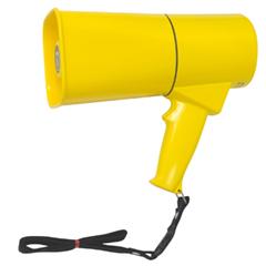 【トーエイライト】 拡声器TS521 [サイズ:口径112.5×112.5×長さ230mm] #B-6252 【スポーツ・アウトドア:その他雑貨】【TOEI LIGHT】
