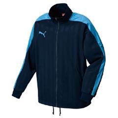 【プーマ】 トレーニングジャケット #862220 [カラー:(89)NV×SAX] [サイズ:XO] 【スポーツ・アウトドア】【トレーニングジャケット】【PUMA】