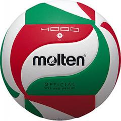 【モルテン】 バレーボール 4号球 #V4M4000 【スポーツ・アウトドア:バレーボール:ボール:一般球】【MOLTEN】