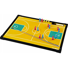 【モルテン】 立体作戦盤 バスケットボール用 [サイズ:縦45×横60cm] #SB0080 【スポーツ・アウトドア:バスケットボール】【MOLTEN】
