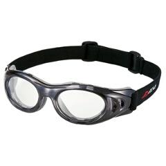 【アックス】 アイプロテクタ― Mサイズ 保護メガネ [カラー:スモーク×クリア] #AEP-01 【スポーツ・アウトドア:スポーツ・アウトドア雑貨】【AXE】