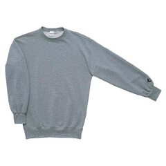 【コンバース】 クルーネックスウェットシャツ [カラー:グレー杢] [サイズ:3XO] #CB141201E-1500 【スポーツ・アウトドア:その他雑貨】【CONVERSE】