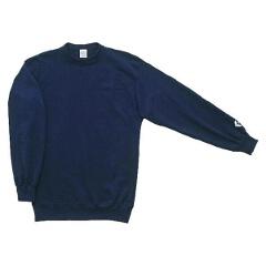 【コンバース】 クルーネックスウェットシャツ [カラー:ネイビー] [サイズ:5XO] #CB141201E-2900 【スポーツ・アウトドア:その他雑貨】【CONVERSE】