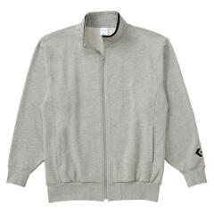 【コンバース】 フルジッパースウェットジャケット [カラー:グレー杢] [サイズ:XO] #CB141203-1500 【スポーツ・アウトドア:その他雑貨】【CONVERSE】