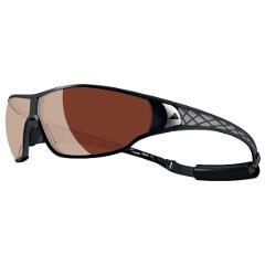 【アディダス】 A189 TYCANE PRO 偏光レンズ スポーツサングラス [カラー:マットブラックグレイ] [サイズ:L] #A189016050 【スポーツ・アウトドア:スポーツウェア・アクセサリー:スポーツサングラス】【ADIDAS】