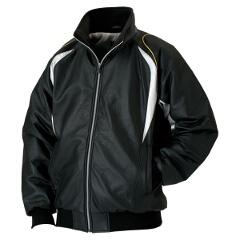 【ゼット】 野球用 グラウンドコート BOG490 [カラー:ブラック×シルバー] [サイズ:L] #BOG490 【スポーツ・アウトドア:野球・ソフトボール:ウェア:グランドコート】【ZETT】