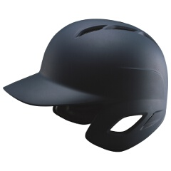 【ゼット】 プロステイタス 硬式野球用 ヘルメット(打者用) つや消しタイプ [カラー:マットネイビー] [サイズ:M(55~57cm)] #BHL171 【スポーツ・アウトドア:スポーツ・アウトドア雑貨】【ZETT】