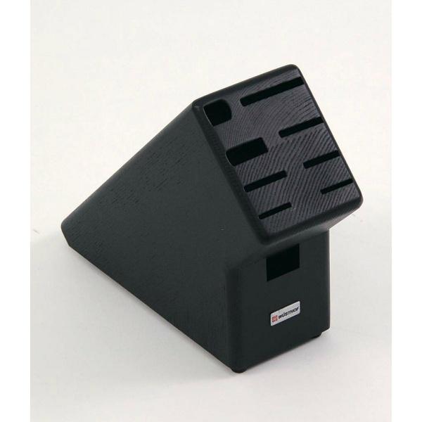 【ボストフ】 ボストフ 木製 ナイフブロック 7237 ブラック 【キッチン用品:雑貨:キッチン小物:ナイフブロック(包丁立)】【ヴォストフ 木製 ナイフブロック】【WUSTHOF】
