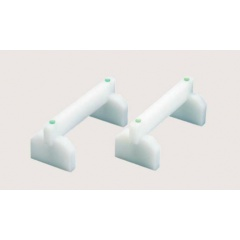 【上田産業】 EBM プラスチック まな板用足 (2ヶ1組) 35cm 【キッチン用品:調理用具・器具:まな板:プラスチック製】【EBM プラスチック まな板用足】【UEDA SANGYO】