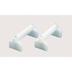 【上田産業】 EBM プラスチック まな板用足 (2ヶ1組) 50cm 【キッチン用品:調理用具・器具:まな板:プラスチック製】【EBM プラスチック まな板用足】【UEDA SANGYO】