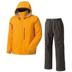 【プロモンテ】 ゴアテックス レインスーツ(メンズ) [カラー:オレンジ] [サイズ:XL] #SR131M 【スポーツ・アウトドア:スポーツ・アウトドア雑貨】【PUROMONTE】