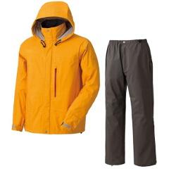 【プロモンテ】 ゴアテックス レインスーツ(ウィメンズ) [カラー:オレンジ] [サイズ:XL] #SR132W 【スポーツ・アウトドア:スポーツ・アウトドア雑貨】【PUROMONTE】