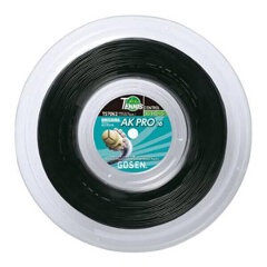 【ゴーセン】 UMISHIMA(ウミシマ) AKプロ16 ロール [カラー:ブラック] [長さ:240m] #TS7062BK 【スポーツ・アウトドア:スポーツ・アウトドア雑貨】【GOSEN】