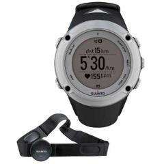 【スント】 AMBIT2 HR SILVER(アンビット2 HR・シルバー) 日本正規品 GPSスポーツウォッチ #SS019651000 【スポーツ・アウトドア:ジョギング・マラソン:ギア】【SUUNTO】