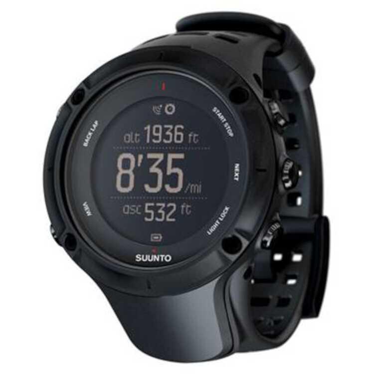 【スント】 AMBIT3 PEAK BLACK(アンビット3ピーク ブラック) 日本正規品 GPSスポーツウォッチ #SS020677000 【スポーツ・アウトドア:ジョギング・マラソン:ギア】【SUUNTO】