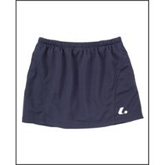スカート インナースパッツ付(レディース) XLK-1255 [カラー:チャコールグレー] [サイズ:L] #XLK1255