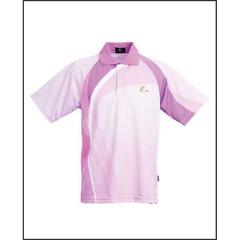 ゲームシャツ(ユニセックス) XLP-7731 [カラー:ピンク] [サイズ:130] #XLP7731