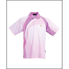 ゲームシャツ(ユニセックス) XLP-7731 [カラー:ピンク] [サイズ:140] #XLP7731