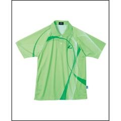 ゲームシャツ(ユニセックス) XLP-7845 [カラー:ライトグリーン] [サイズ:O] #XLP7845