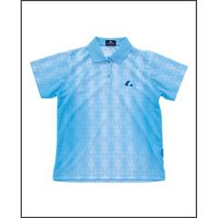 ゲームシャツ(レディース) XLP-4647 [カラー:パステルブルー] [サイズ:M] #XLP4647
