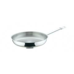【ムビエール】 ムビエール プロイノックス フライパン 5843-24cm 【キッチン用品:調理用具・器具:フライパン:フライパン】【ムヴィエール プロイノックス フライパン】【MAUVIEL】