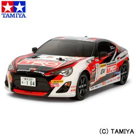 【タミヤ】 1/10 電動RCカ― No.574 GAZOO Racing TRD 86 (TT-02シャーシ) 【玩具:ラジコン:オンロードカー:組み立てキット】【1/10RC ツーリングカー】【TAMIYA 1/10 GAZOO Racing TRD 86 (TT-02 CHASSIS)】