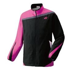 スポーツウェア ウィンドウォーマーシャツ(ユニセックス) 70043 [カラー:ブラック×ローズピンク] [サイズ:L] #70043
