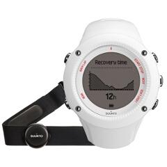 【スント】 AMBIT3 RUN HR WHITE(アンビット3ラン HR ホワイト) 日本正規品 GPSスポーツウォッチ #SS021259000 【スポーツ・アウトドア:ジョギング・マラソン:ギア】【SUUNTO】